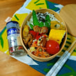 低糖質サラダ にカラフルペパーで華やかサラダ