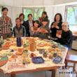浦添市美術館主催の陶芸教室作品の窯出しをしました