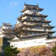 部下と作る姫路城