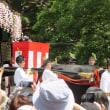 葵祭の行列