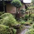 吉池旅館の庭園