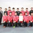 「第23回全日本ユース(U-15)フットサル大会」に出場されたドリームFCに箕面市長表彰!