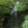 8月17日(木)  信州へ(14) 乗鞍高原(11) 滝めぐり・・・三本滝
