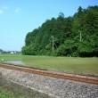 線路のある景色