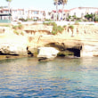西海岸旅行記2014夏(48):6月19日、ラホヤ、輝く街と謎の洞窟