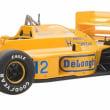 AUTOart 1/18 ロータス 99T ホンダ F1 日本GP 1987 #12 アイルトン・セナ (ロータスロゴ無し仕様)