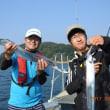 太刀魚 夢天&GRINピカピカ&喰わせキビナゴPE0.6号でよー釣れますZE~