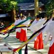 浦安の舞奉納 (神明神社)