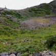 信濃飛騨山旅 2013年夏   濁河温泉から御嶽山剣が峰へ 2013年8月26日 その1