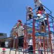 年少組☆ハサミの練習と外遊び