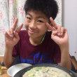 ごま豆乳鍋 2018/11/01