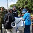 キャンプ座間定例デモに参加 5月19日 写真11枚