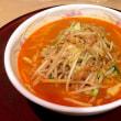 辛味噌 サンマー麺を頂きました。 at 中国膳 龍宮