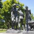 旭川野外彫刻 B常磐公園エリア その3