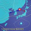 北陸地方と中国地方に続き、九州北部地方で「春一番」発表