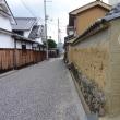 富田林寺内町周辺の煉瓦構築物