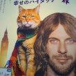 猫ちゃんが守護天使のように助けてくれるお話「ボブという名の猫」