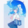 2018年テレビアニメ・2位(2作品)「恋は雨上がりのように」