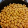 ひよこ豆…。