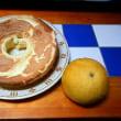 お菓子:文旦シフォン(レシピ付)