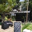 =庭が素敵なヘルシーレストラン= yoyakkinpak  ย.ยักษ์กินผัก  オンヌット Sukhumvit soi 50 ランチがお得で129バーツ