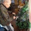 働き者の皆さん & クリスマスツリー