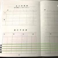 【主婦日記】「絵に描いた餅」になっても書いてみる(3)〜「週の予定表」の書き方一案〜