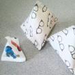 折り紙で簡単テトラパック