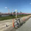 デローザで鈴鹿川CR巡回 海方面50kmコース