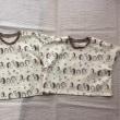 お揃いTシャツとパジャマ