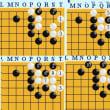 囲碁死活1353 碁経衆妙