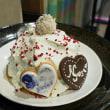 メモ☆ぽんぽん帽子のケーキ