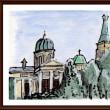 ベラルーシ・ウクライナ・モルドバ旅行シリーズ (33)オデッサ聖堂