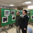 北海道の写真家 永野拓也先生の写真展、新川桜並木の四季 展を鑑賞!。ため息がつくぐらい見事な写真展の数々。お疲れ様でした!