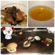 Yesterday's dinner