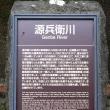 ジオパーク  三島「源平川」