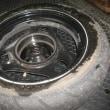 タイヤの空気。。。
