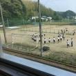 朝練 陸上&テニス部