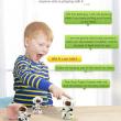 新品登場、送料無料、超安い、JJRC R9 R8 LUBY LUKE DIY ジェスチャー知能ロボット