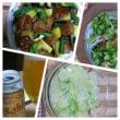 肉団子と焼き野菜のカレー