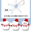雪の結晶作り方