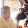 春日神社の獅子舞