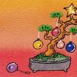 盆栽クリスマスなんてのもありかね・・・・