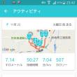 run&walk継続