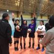 【女子バレー】オリエンテーションキャンプ
