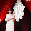 恭子ちゃん「BEST COSMETICS AWARDS 2017」