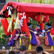 勝占神社(かつらじんじゃ)秋祭り