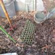 落ち葉堆肥(2回目切り返し)
