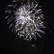 鶴見川の花火