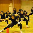 5月20日(日)朝霞八小体育館でのよさこい夏舞徒の練習!!-1
